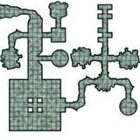Dungeon Tiles Set 1 - Cursed Empire FRPG