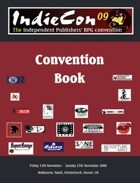 Indiecon Convention Supplement - 3 multi system scenarios and game aids