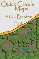Quick Crawls Maps #10 - Beaten Path