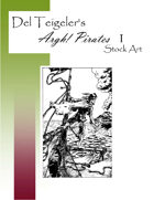 Del Teigeler's Argh! Pirates Stock Art I