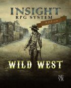 Wild West: Insight RPG System Add-on