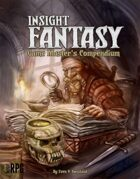 Insight Fantasy Game Master's Compendium