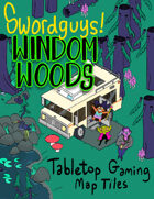 Swordguys! - Windom Woods