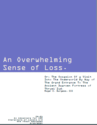 situation the sense of loss when 2007-8-26 unit 9 -- ambiguous loss and disenfranchised grief grief in a family context --hper f460/f560 goals for this unit in this unit, we address ambiguity in loss and the sense of disenfranchisement that goes with this ambiguity.
