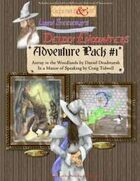 Adventure Pack #1 (Deadly Encounters)