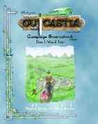 Outcastia Campaign Sourcebook (Book I: World Tour)