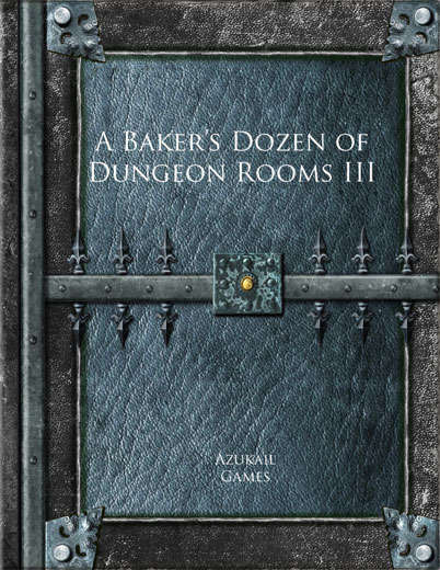 A Baker's Dozen of Dungeon Rooms III