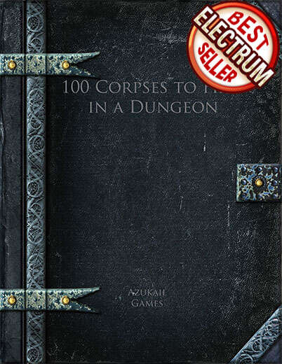 100 Corpses to Find in a Dungeon