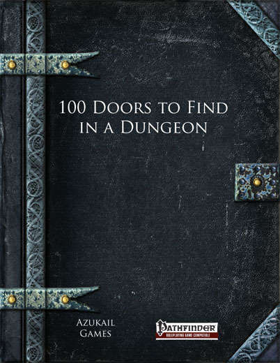 100 Doors to Find in a Dungeon (PFRPG)