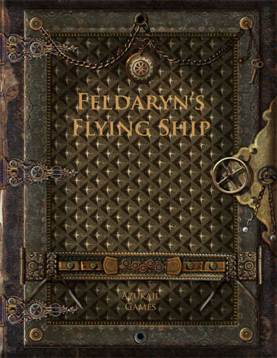 Feldaryn's Flying Ship