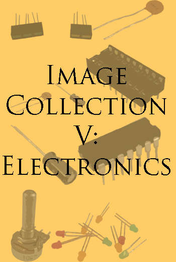 Image Collection V: Electronics