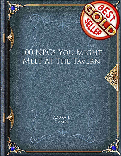 100 NPCs You Might Meet At The Tavern
