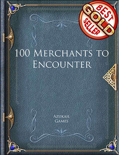 100 Merchants to Encounter