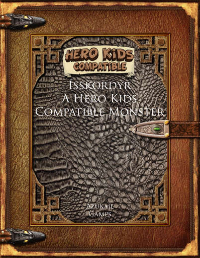 Ísskordýr - A Hero Kids Compatible Monster