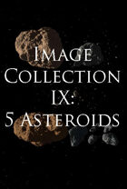 Image Collection IX: 5 Asteroids
