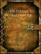 100 Pirates to Encounter
