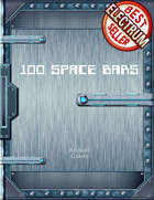 100 Space Bars
