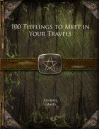 100 Tieflings to Meet in Your Travels