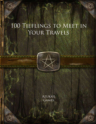 100 Tieflings to Meet in Your Travels