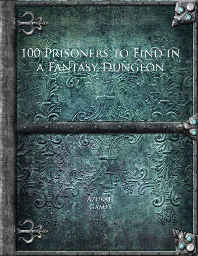 100 Prisoners to Find in a Fantasy Dungeon