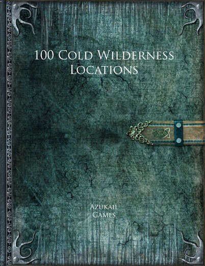 100 Cold Wilderness Locations