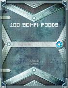 100 Sci-Fi Foods