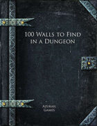100 Walls Find in a Dungeon