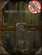100 Cults to Encounter