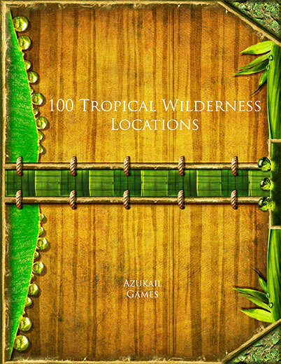 100 Tropical Wilderness Locations
