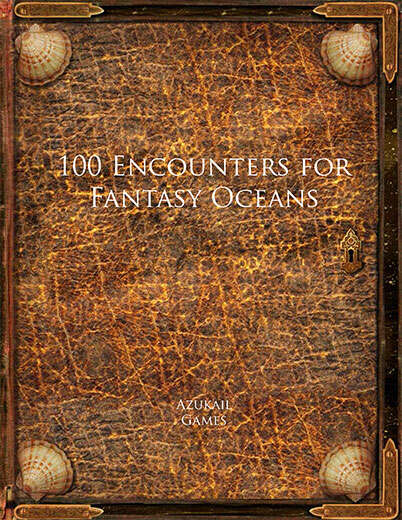 100 Encounters for Fantasy Oceans