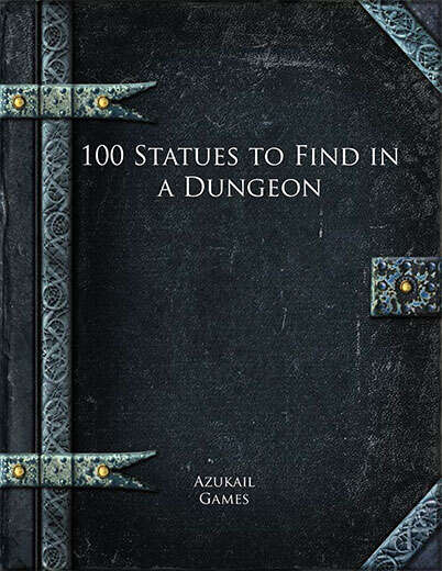 100 Statues to Find in a Dungeon