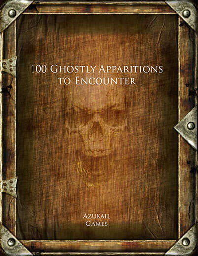 100 Ghostly Apparitions to Encounter