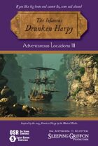 Adventurous Locations III - The Infamous Drunken Harpy