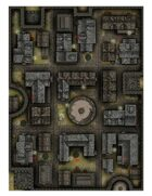 Alleyways Battlemap
