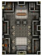Noble Mansion Battlemap