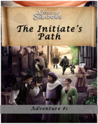 The Initiate's Path - Adventure for Guild of Shadows