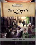 The Viper's Nest - Adventure for Guild of Shadows