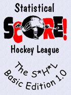 The Statistical Hockey League - Basic Edition 1.0