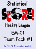 The SHL - Team Pack #1 - EM-01