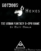 Q•RPG: Hotdogs & Hexes