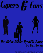 Q•RPG: Capers & Cons