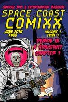 Space Coast Comixx # 1