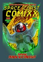 Space Coast Comixx # 5