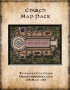 DN Map 05 - Church, Abbey, or Temple