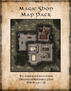 DN Map 12 - Magic Shop