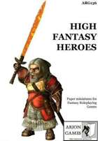 High Fantasy Heroes Set
