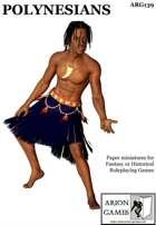 Polynesians Set