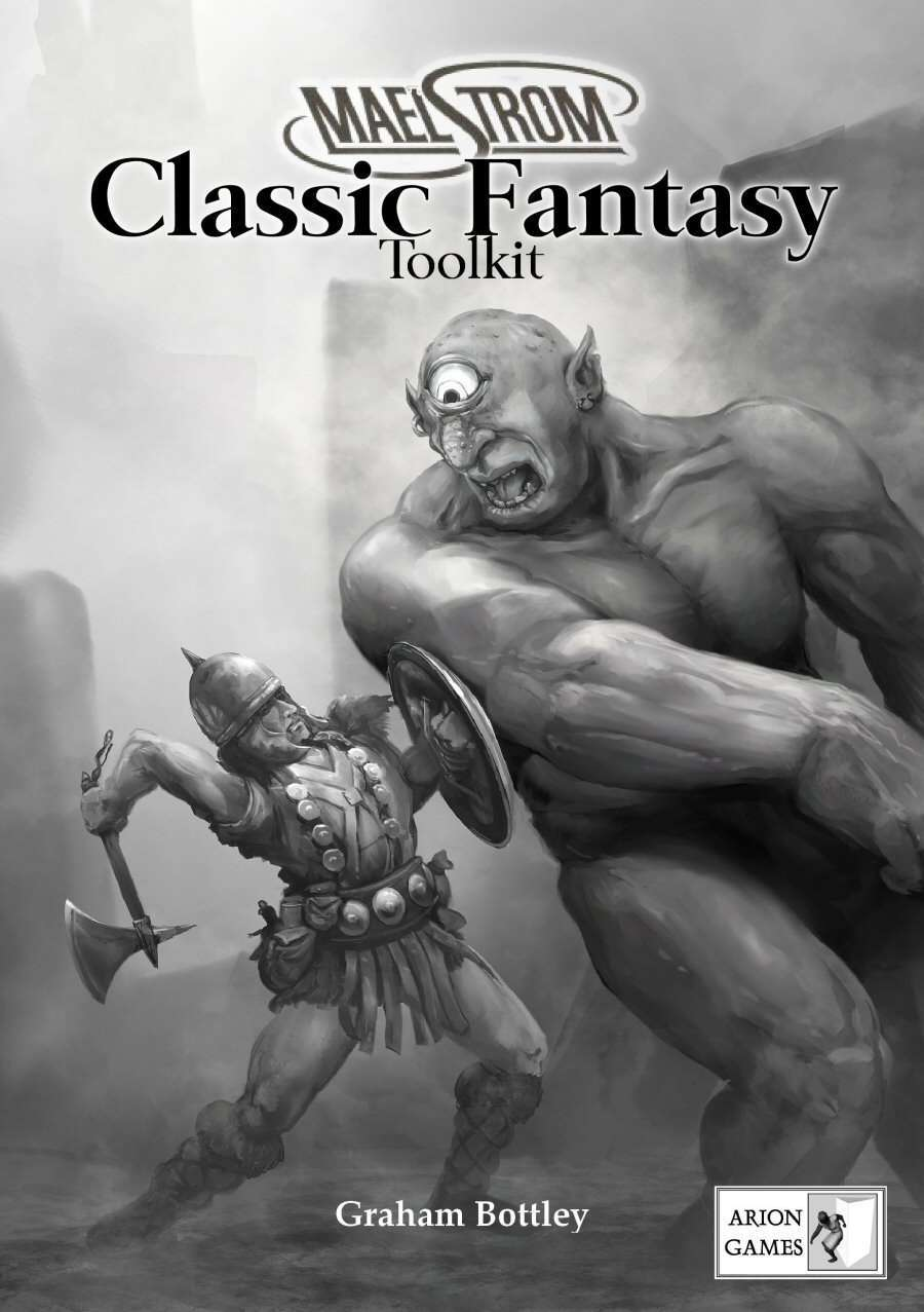 Maelstrom Classic Fantasy Toolkit