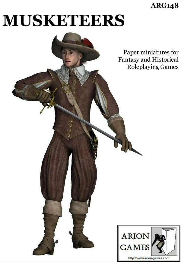 Musketeers Set