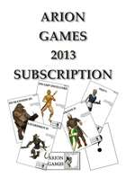Arion Games 2013 Paper Mini Subscription